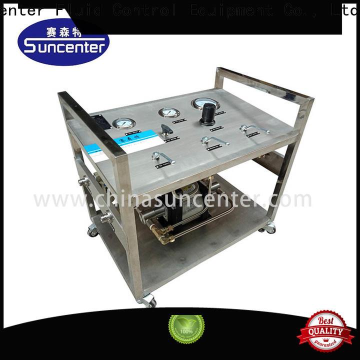 Suncenter energy saving co2 pump temperature for pressurization