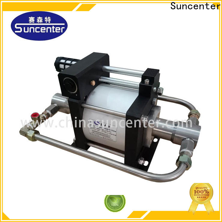 high reputation booster pump price booster supplier for safety valve calibration
