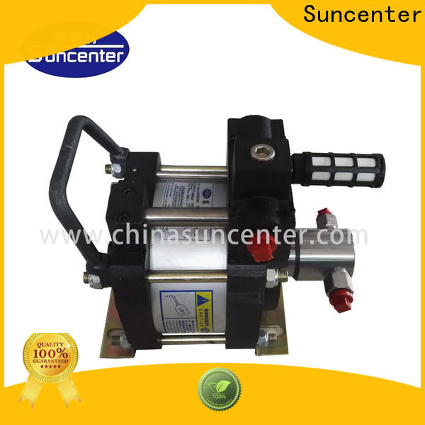 Suncenter air over hydraulic pump on sale for petrochemical