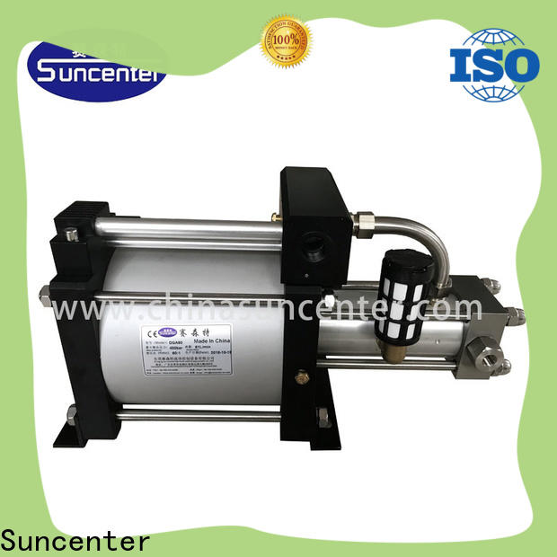 Suncenter energy saving nitrogen pumps marketing for safety valve calibration