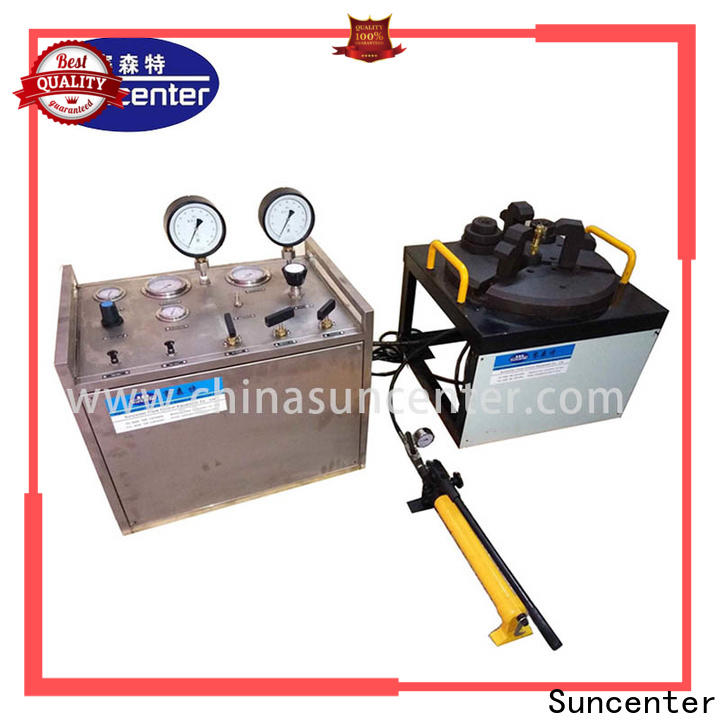 irresistible hydrostatic pressure test portable for industry