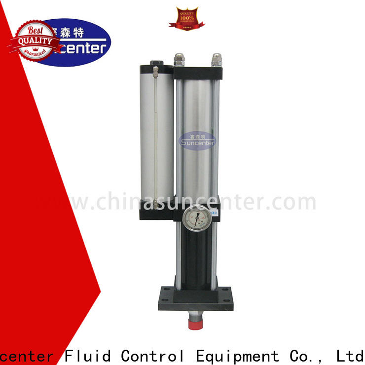 Suncenter energy saving double acting pneumatic cylinder package for cement