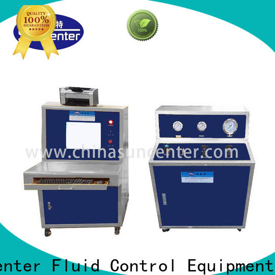 automatic hydrotest pressure test in China for pressure test