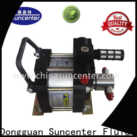 Suncenter pump pneumatic hydraulic pump types for machinery