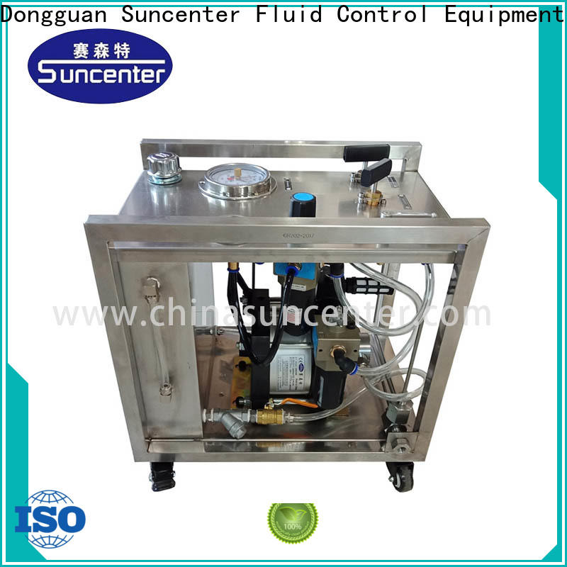 competetive price hydrostatic test pump recorder manufacturer for metallurgy