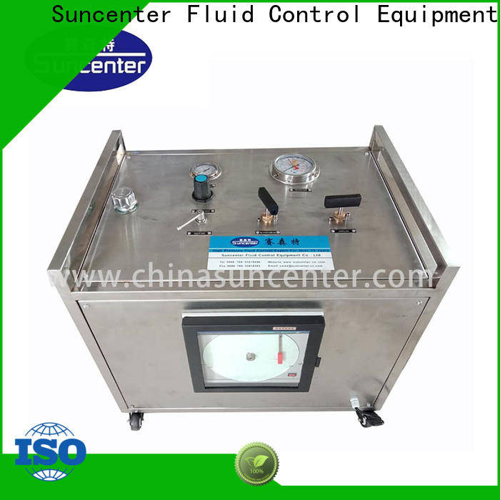 Suncenter dls hydro test pump from wholesale for machinery