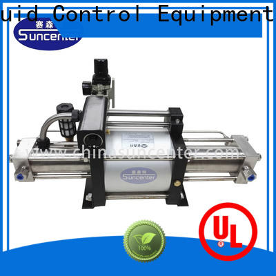 portable pump booster pressure bulk production for pressurization