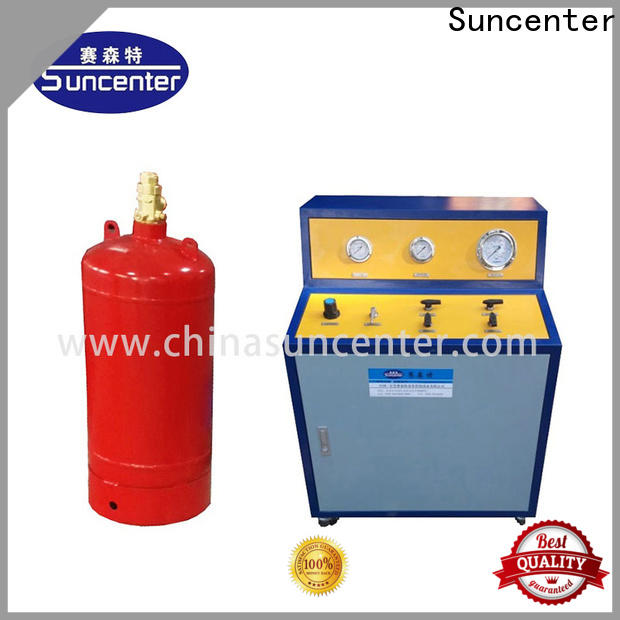 new-arrival automatic filling machine co2 type for fire extinguisher