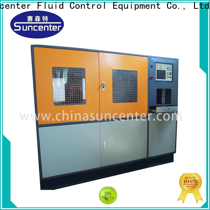 Suncenter long life hydrotest pressure in China for pressure test
