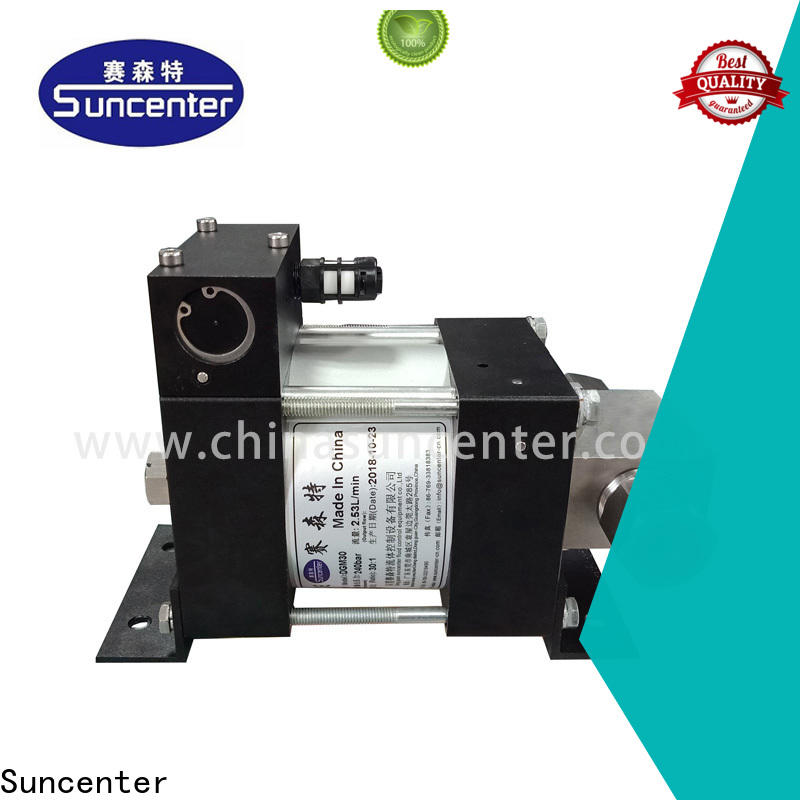 Suncenter driven air driven liquid pump in china for mining