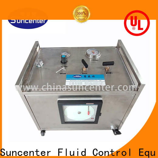 competetive price hydro test pump dls overseas market for petrochemical