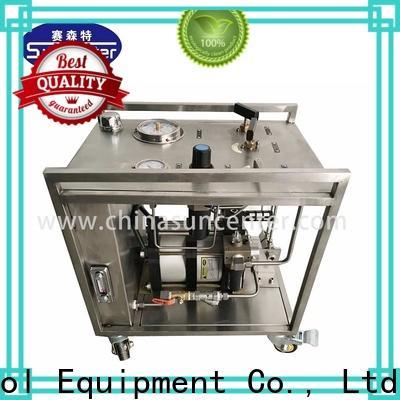 Suncenter chemical haskel pump manufacturers for medical