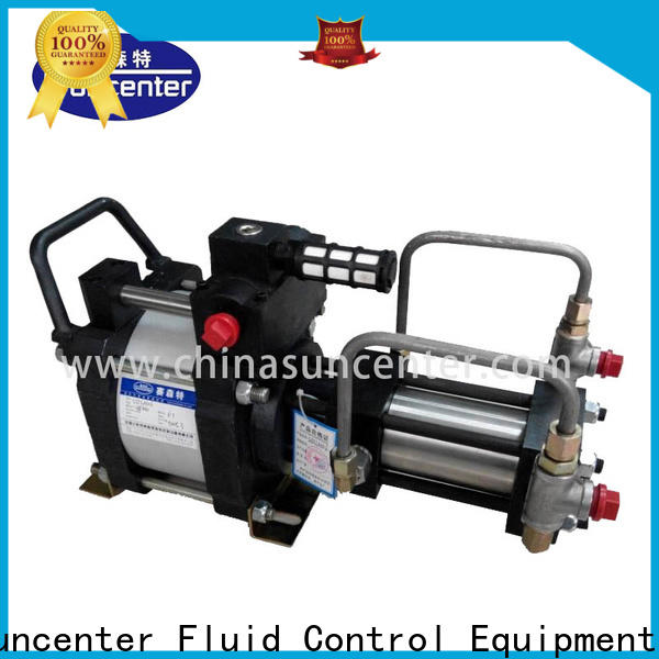 Suncenter pump oxygen pump marketing for refrigeration industry