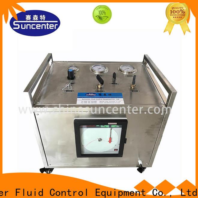 easy to use nitrogen pumps pump for safety valve calibration