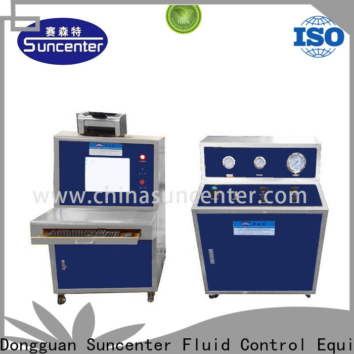 Suncenter automatic water pressure tester for-sale for pressure test