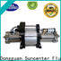 high reputation gas booster outlet factory price for pressurization