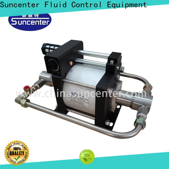 Suncenter durable booster pump system equipment for natural gas boosts pressure
