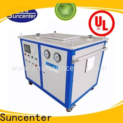 Suncenter hydraulic hydraulic press machine price manufacturer for air conditioning pipe