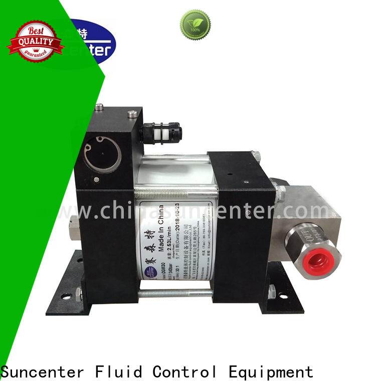Suncenter series air over hydraulic pump types for mining