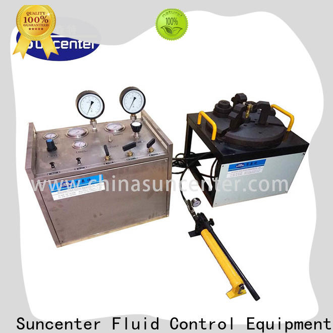 new-arrival hydrostatic pressure test portable bulk production for factory