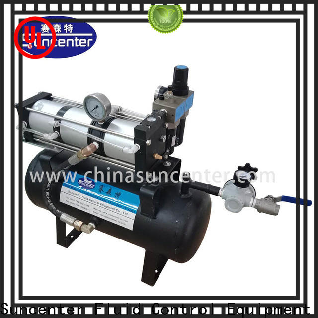 Suncenter air booster pump from wholesale for pressurization