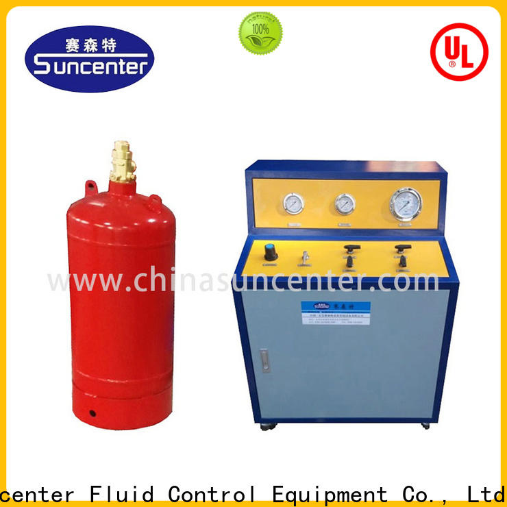 Suncenter dazzling fire extinguisher refill in china for fire extinguisher
