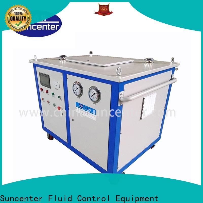 Suncenter tube hydraulic press machine price in china for automobile tubing