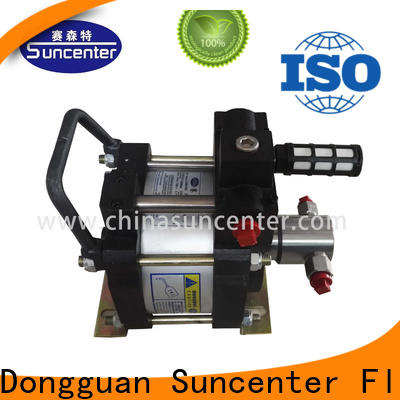 Suncenter widely used air driven hydraulic pump factory price for machinery