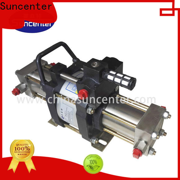 Suncenter portable nitrogen pump for pressurization
