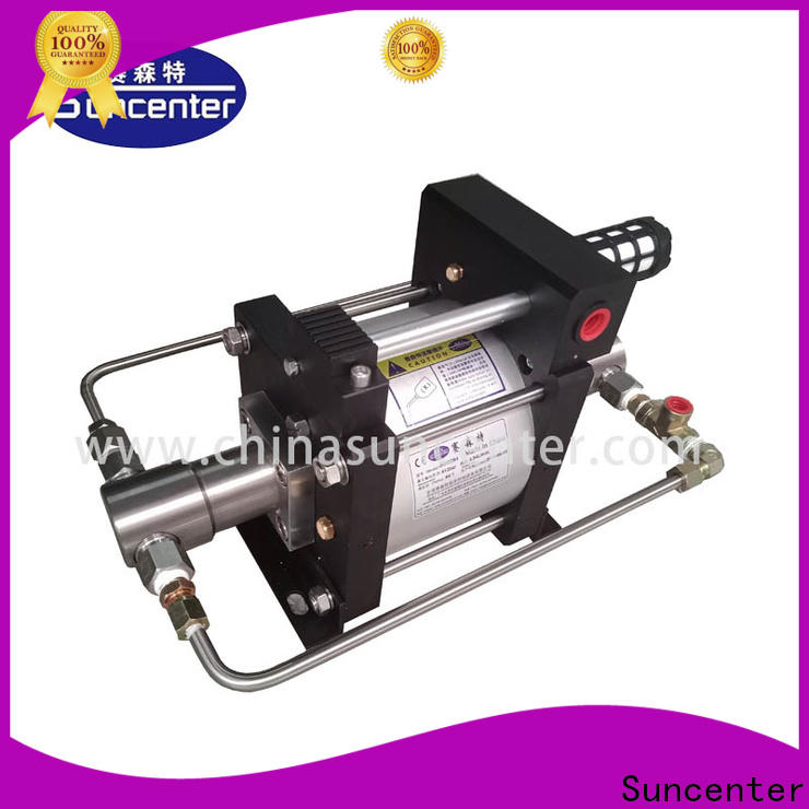 Suncenter long-term used air over hydraulic pump for wholesale for metallurgy