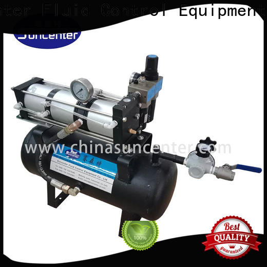 Suncenter booster high pressure air pump from china for pressurization