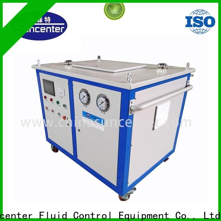 Suncenter automatic hydraulic tube expander for wholesale for air conditioning pipe