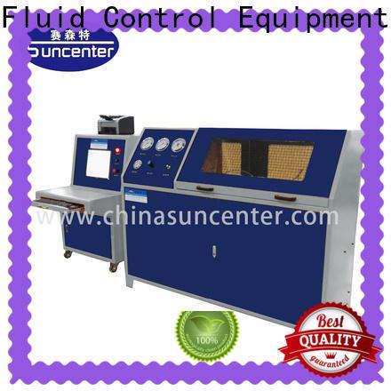 Suncenter air pressure test pump for flat pressure strength test