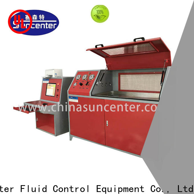 Suncenter high-quality pressure test for pressure test