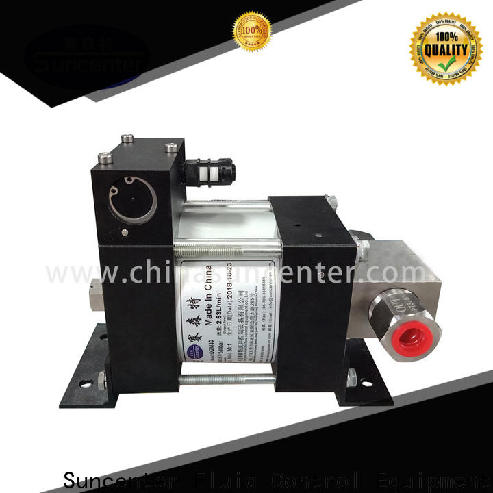 Suncenter long-term used air hydraulic pump for wholesale for mining