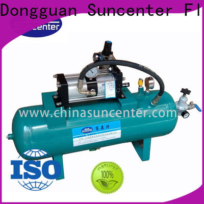 Suncenter widely-used air compressor pump type for safety valve calibration