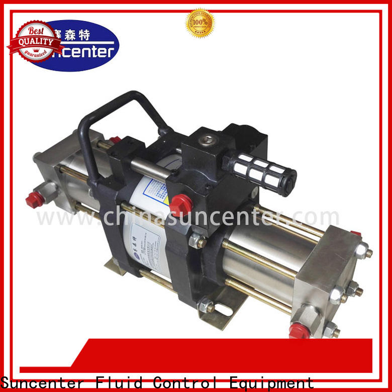 Suncenter booster nitrogen air pump type for pressurization