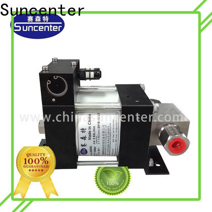 Suncenter competetive price air driven hydraulic pump for wholesale forshipbuilding