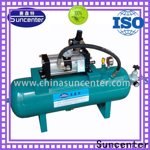 Suncenter booster air pressure pump vendor for pressurization