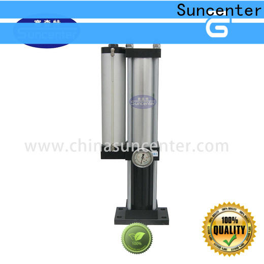 Suncenter machine double acting pneumatic cylinder management for construction machinery