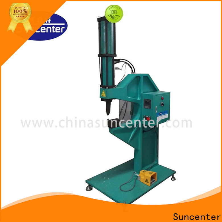 Suncenter nut reviting machine bulk production for welding