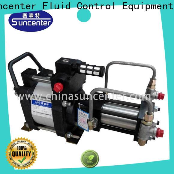 Suncenter high-tech oxygen pump marketing for refrigeration industry