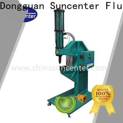 Suncenter professional orbital riveting machine for-sale for connection