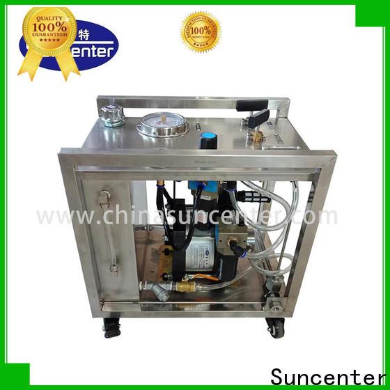 Suncenter high-quality hydro test pump overseas market forshipbuilding