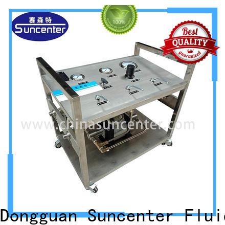 Suncenter transfer booster pump price owner for safety valve calibration