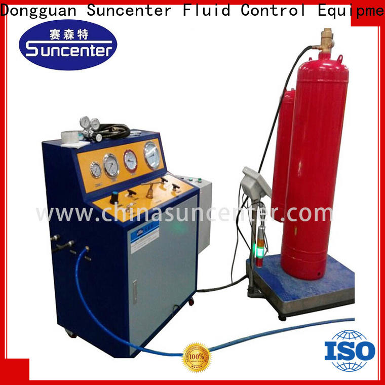 Suncenter hot-sale automatic filling machine for-sale for fire extinguisher