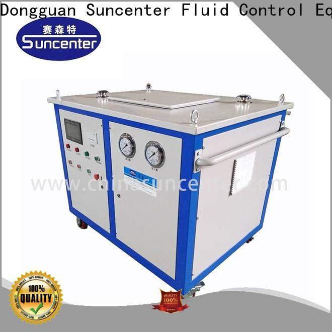 professional hydraulic tube expander machine for wholesale for water pipe