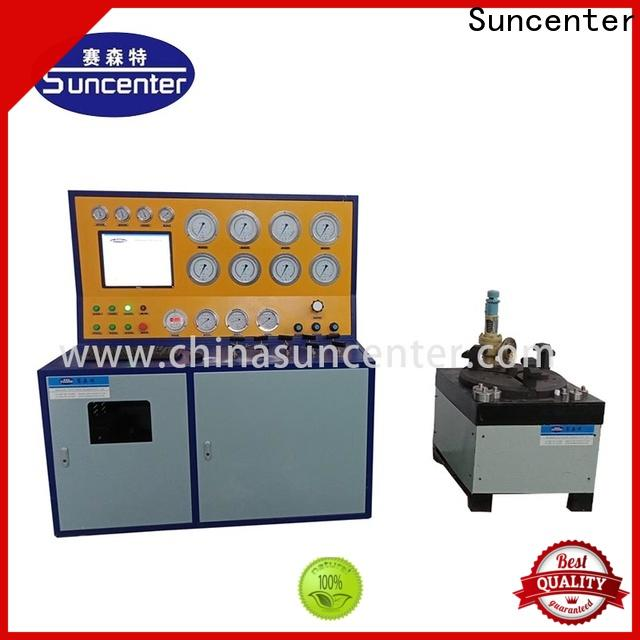Suncenter new-arrival hydro pressure tester for factory