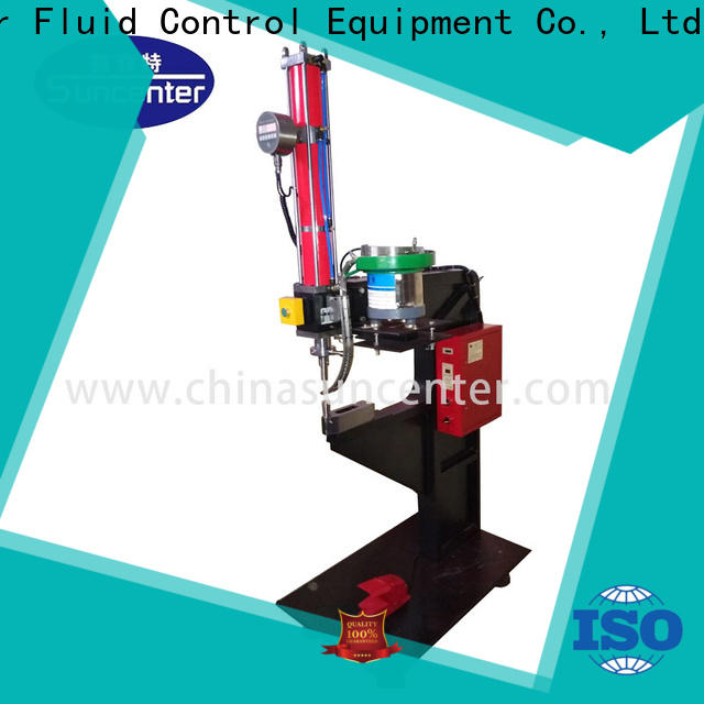 Suncenter high quality orbital riveting machine for-sale for welding