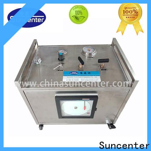 Suncenter professional hydraulic power unit producer forshipbuilding